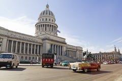 Capitol Kuba. Arkivfoto