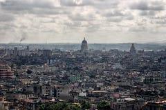 Capitol, La Havane Photos libres de droits