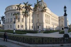 Capitol, La Havane, Cuba Images libres de droits