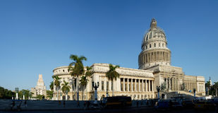 Capitol, La Havane, Cuba Photo stock