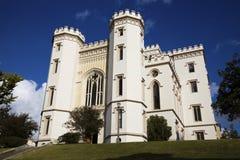 capitol Louisiana stary stan zdjęcia royalty free