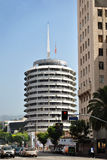 Capitol Records Tower in Hollywood Royalty Free Stock Photography