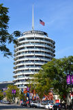 Capitol Records Tower Royalty Free Stock Photo