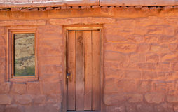 Capitol Reef Cabin Royalty Free Stock Photos