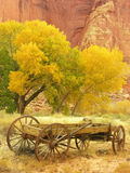 Capitol Reef National Park in a fall, Utah Stock Photo