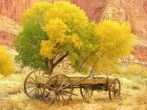 Capitol Reef National Park in a fall, Utah Stock Photos
