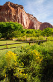 Capitol Reef National Park Stock Photo