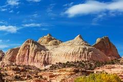 Capitol Reef. National Park, Utah stock image