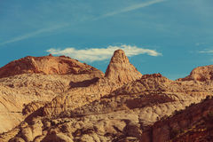 Capitol Reef Royalty Free Stock Photos