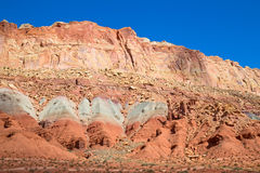 Capitol Reef Royalty Free Stock Photography