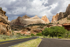 Capitol Reef National Park Royalty Free Stock Photos