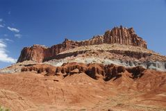 Capitol reef NP Stock Photo