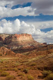 Capitol Reef NP Clouds Stock Photography