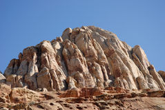 Capitol Reef Rocks Stock Photography