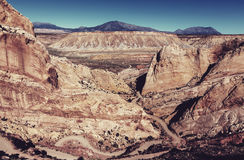 Capitol Reef Stock Images