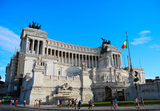 Capitol in Rome. Royalty Free Stock Images