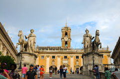 Capitol in Rome Stock Photography