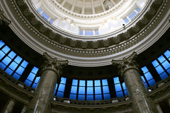 capitol rotunda Στοκ Φωτογραφία
