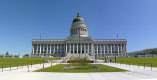 Capitol in Salt Lake City Royalty Free Stock Photo