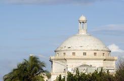 The capitol san juan Stock Image