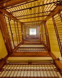 Capitol staircase Royalty Free Stock Photography