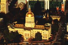 Capitol Sunrise Stock Images