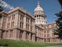 Capitol of Texas. The Texas Capitol serves as the states chief governmental building, made of pure pink granite and the tallest of its kind in the union stock image