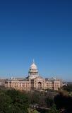 Capitol Texas pod niebieskim niebem Obraz Royalty Free