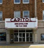 Capitol Theatre Zdjęcie Royalty Free