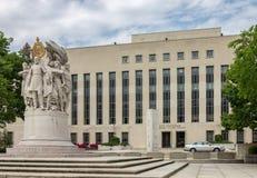 District Court Washington DC Stock Photos