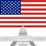 Capitol of the United States Stock Images