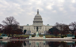 The capitol of the US, Washington Stock Photo