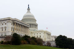 The capitol of the US, Washington Stock Image