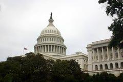 Capitol van de V.S. Royalty-vrije Stock Afbeeldingen