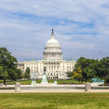 The Capitol in Washington Stock Image