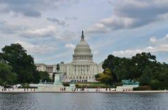 Capitol, Washington D C images libres de droits