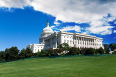 Capitol in Washington DC Stock Images