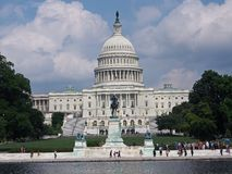 The Capitol, Washington, DC Stock Photo