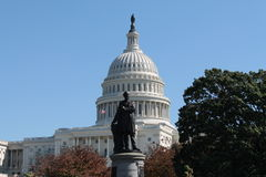 Capitol13 Royalty Free Stock Images