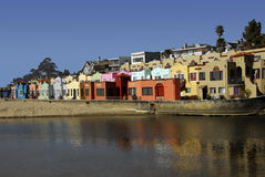 Capitola Beach, California Stock Image