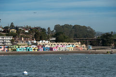 Capitola beach California Royalty Free Stock Image