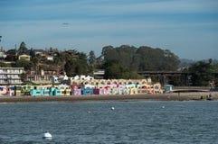 Capitola beach California Royalty Free Stock Image