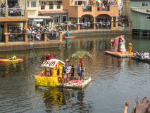 Capitola begoni festiwal Zdjęcie Royalty Free