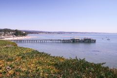 Capitola California Royalty Free Stock Image