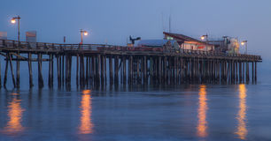 Capitola Pier Royalty Free Stock Photo