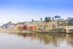 Capitola Santa Cruz Image stock