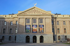 Capitolbyggnad - Phoenix, Arizona royaltyfri bild