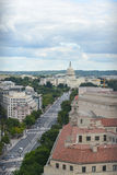 capitoldc oss washington Royaltyfri Fotografi