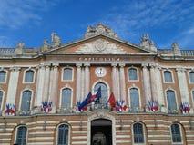 Capitole, Тулуз Стоковые Изображения
