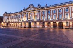 Capitole de Toulouse stockfotografie